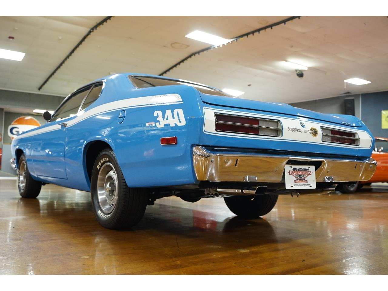 Large Picture of '72 Plymouth Duster located in Homer City Pennsylvania - $34,900.00 Offered by Hanksters Hot Rods - PXSD
