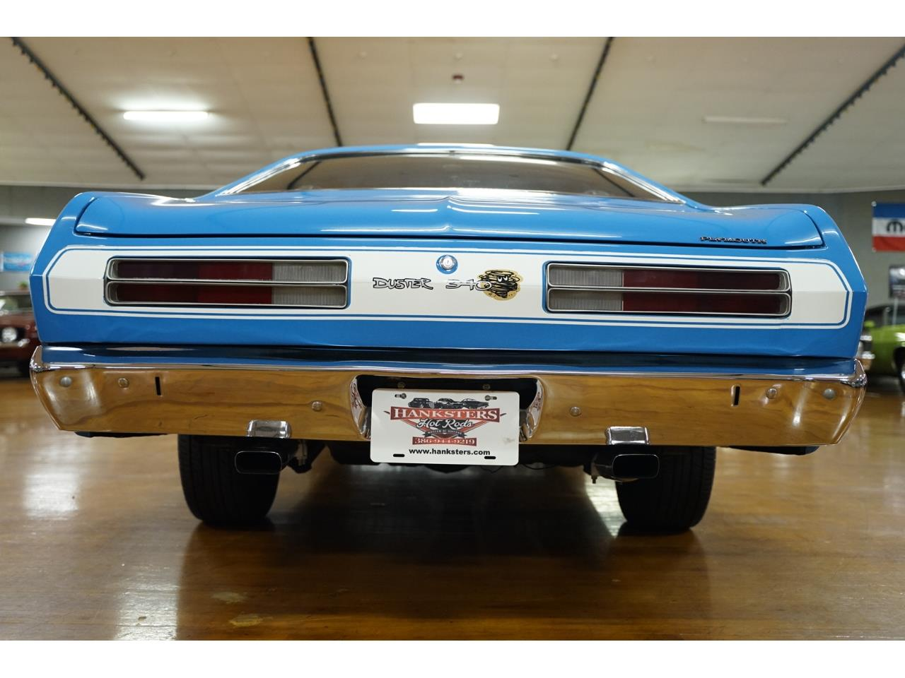 Large Picture of Classic 1972 Plymouth Duster Offered by Hanksters Hot Rods - PXSD
