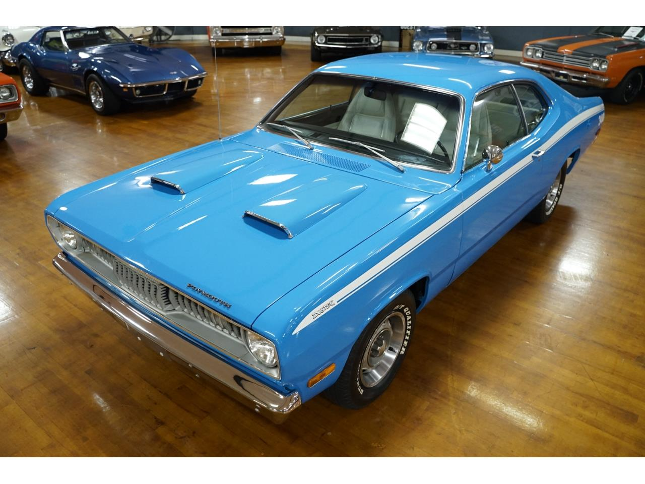 Large Picture of '72 Plymouth Duster located in Homer City Pennsylvania Offered by Hanksters Hot Rods - PXSD