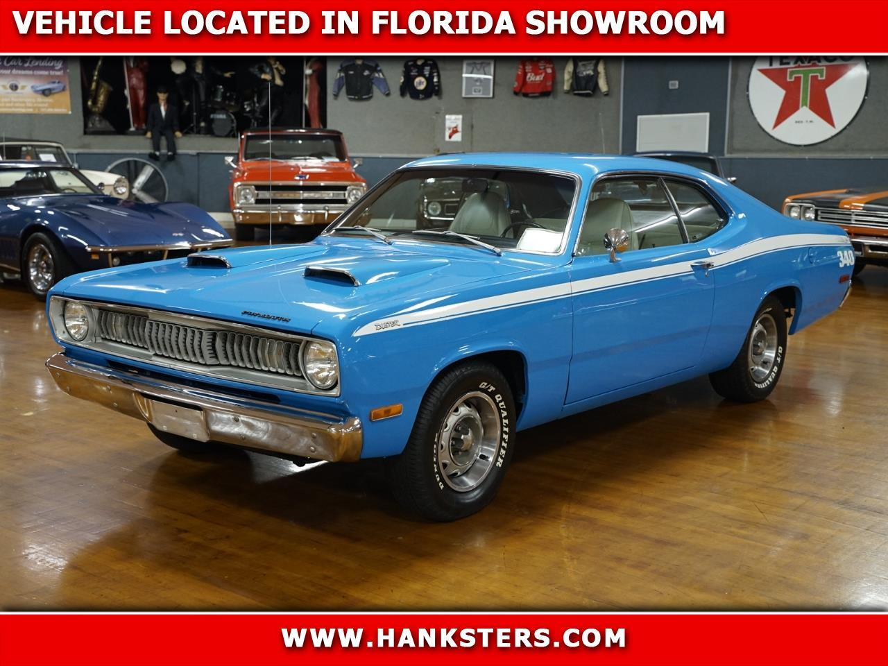 Large Picture of '72 Duster located in Homer City Pennsylvania - $34,900.00 Offered by Hanksters Hot Rods - PXSD