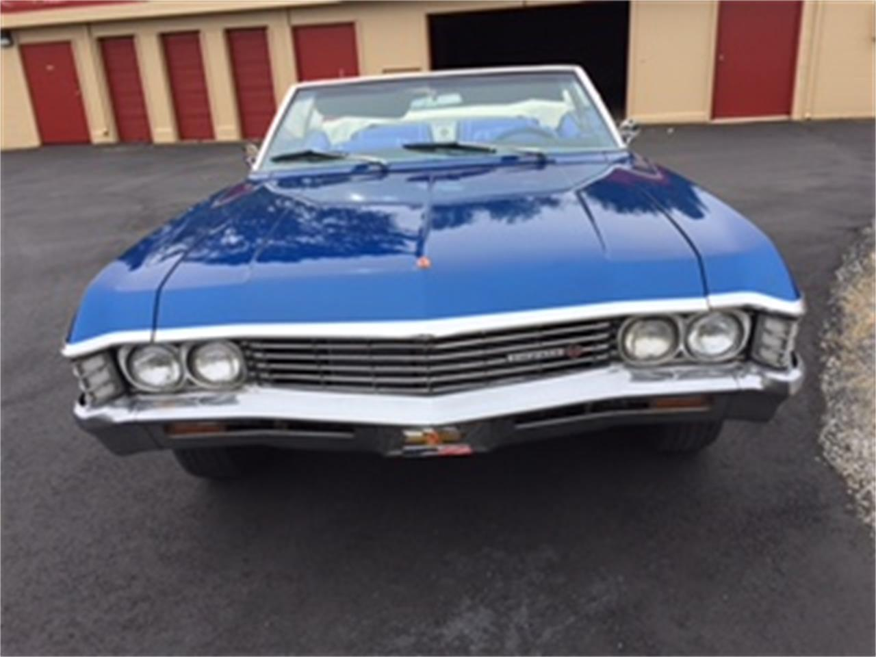Large Picture of '67 Impala SS - PZ46