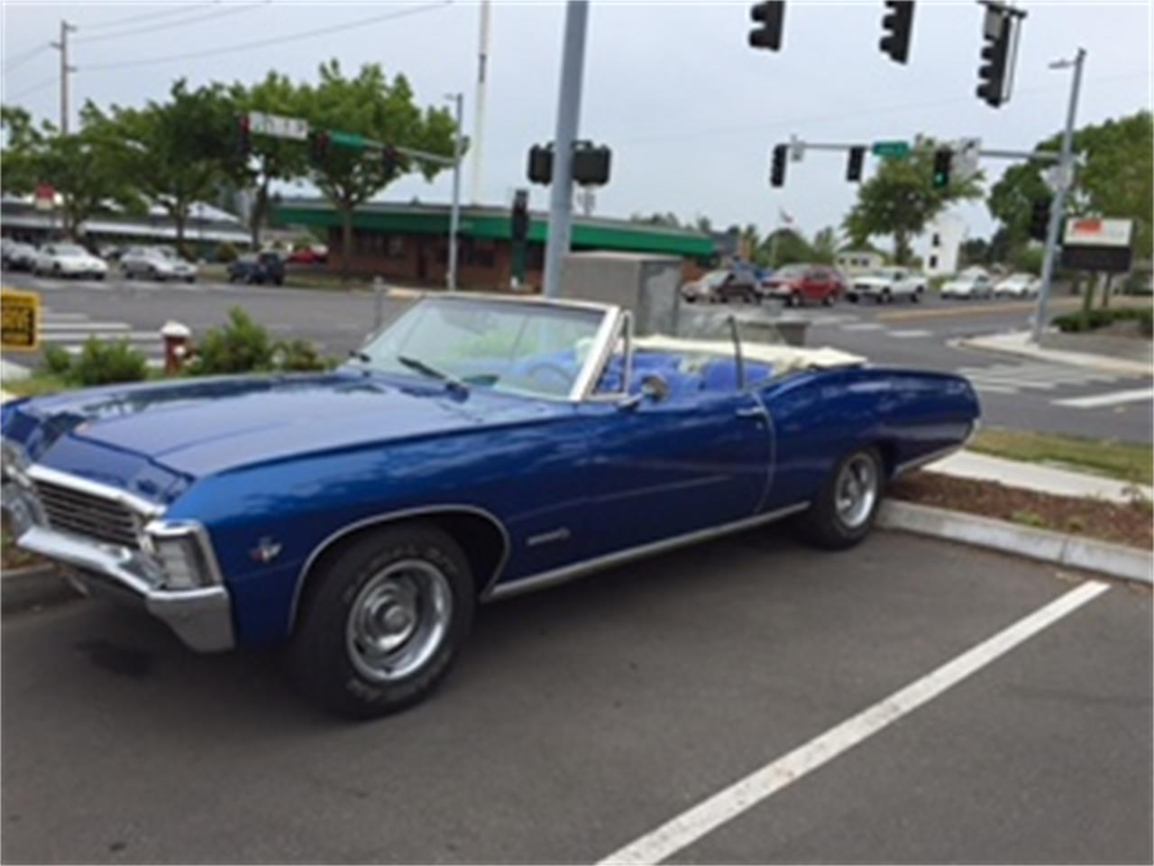 Large Picture of Classic '67 Impala SS located in Virginia - PZ46