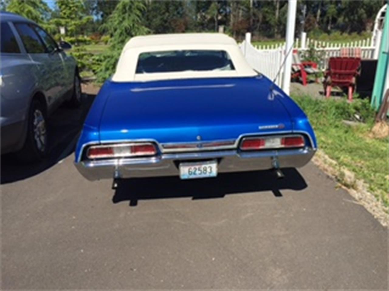Large Picture of Classic 1967 Chevrolet Impala SS located in Virginia - $24,999.00 - PZ46