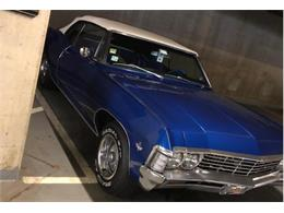 Picture of Classic 1967 Impala SS located in Virginia - $24,999.00 - PZ46