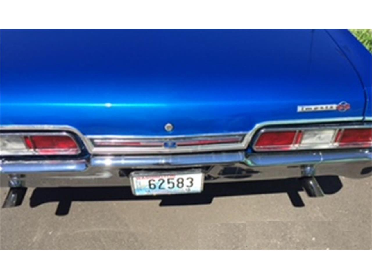 Large Picture of Classic '67 Impala SS located in Alexandria Virginia - $24,999.00 Offered by a Private Seller - PZ46