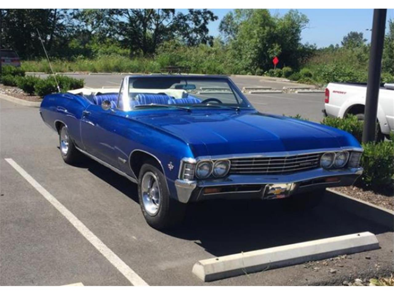 Large Picture of 1967 Chevrolet Impala SS located in Virginia Offered by a Private Seller - PZ46