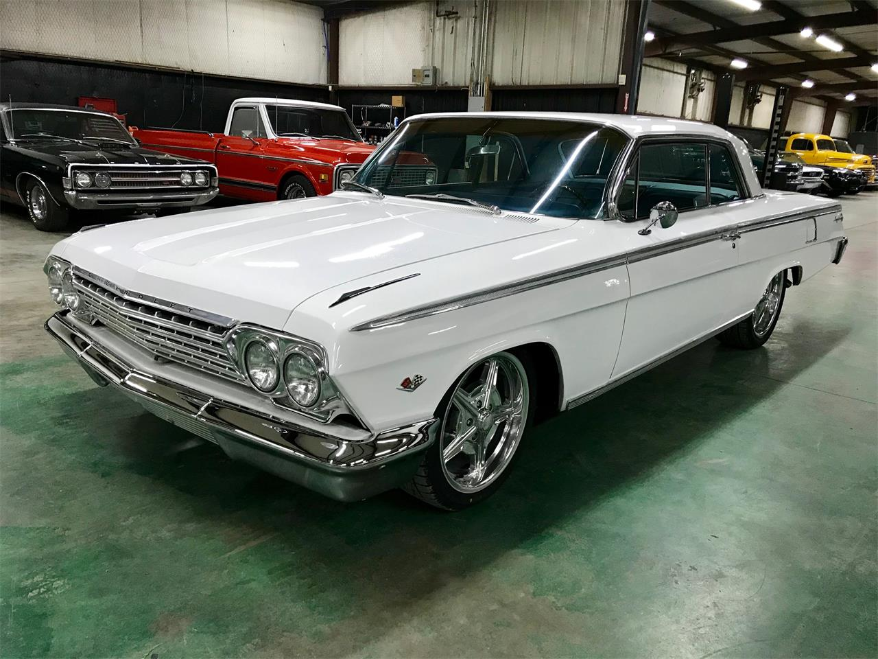 Large Picture of Classic 1962 Chevrolet Impala located in Sherman Texas - $29,000.00 - PZ48