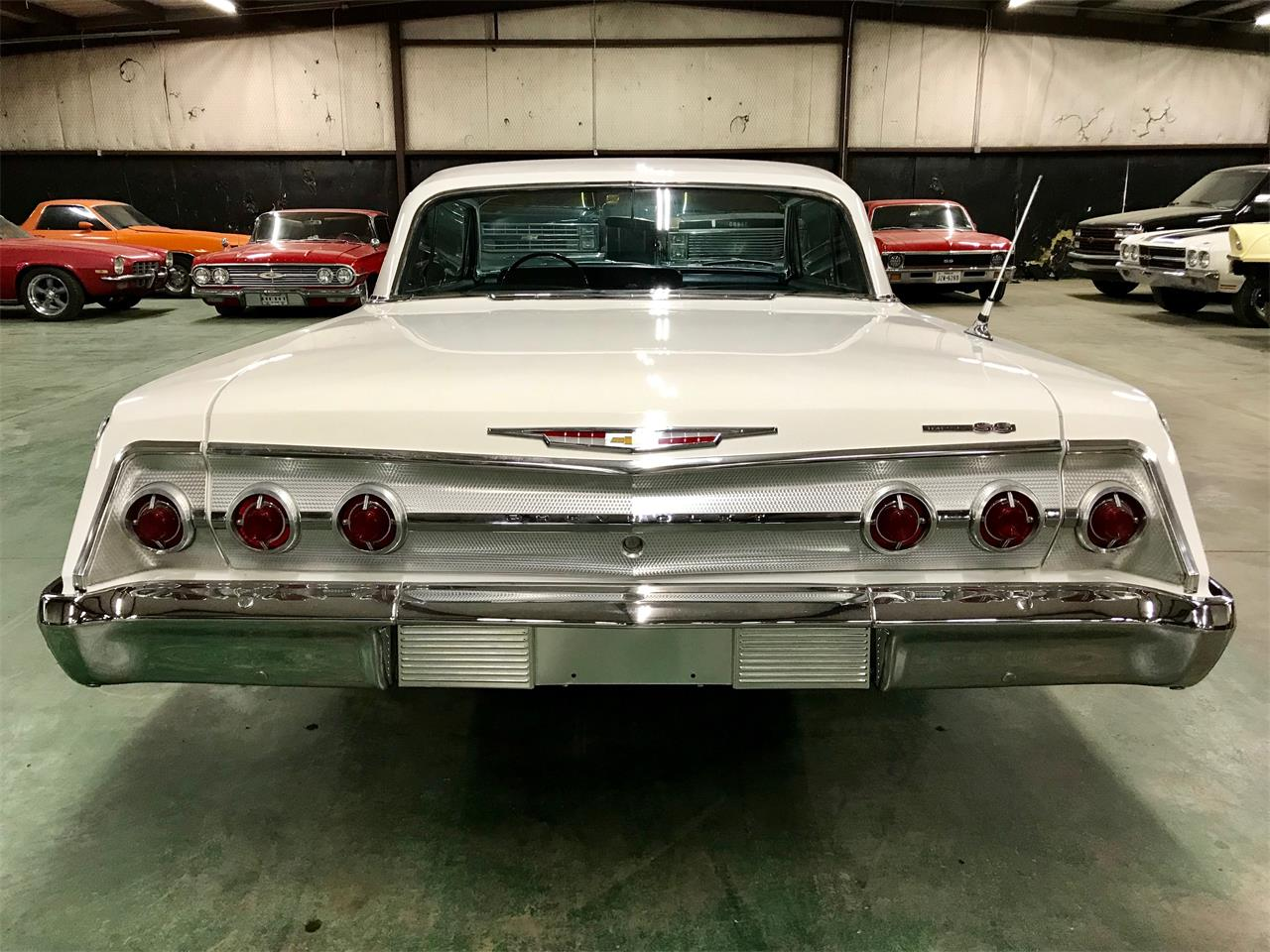 Large Picture of Classic 1962 Chevrolet Impala Offered by PC Investments - PZ48