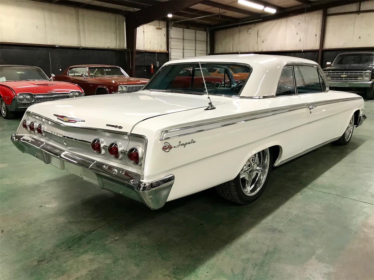 Large Picture of 1962 Impala located in Sherman Texas Offered by PC Investments - PZ48