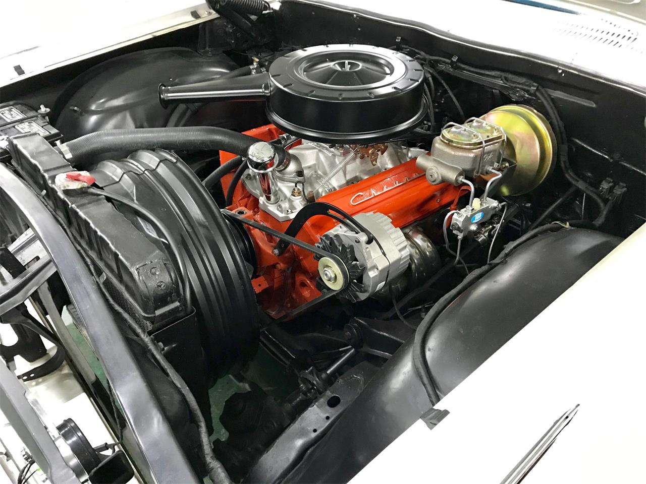 Large Picture of '62 Impala - PZ48