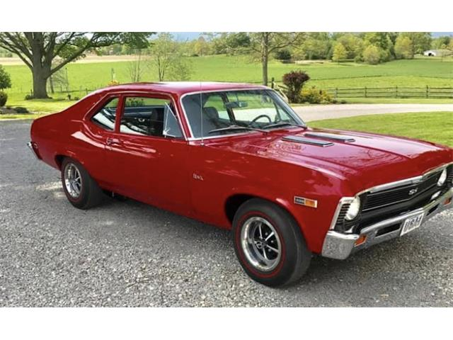 1969 Chevrolet Nova For Sale On Classiccars Com On