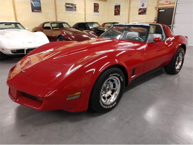 Picture of '81 Corvette - PZ4I