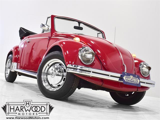 Picture of '68 Beetle - PZ4N