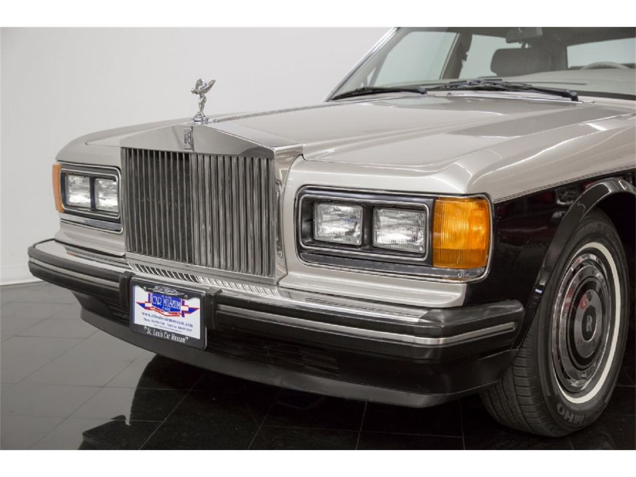 Large Picture of '89 Rolls-Royce Silver Spur located in Missouri - $32,900.00 Offered by St. Louis Car Museum - PXSH