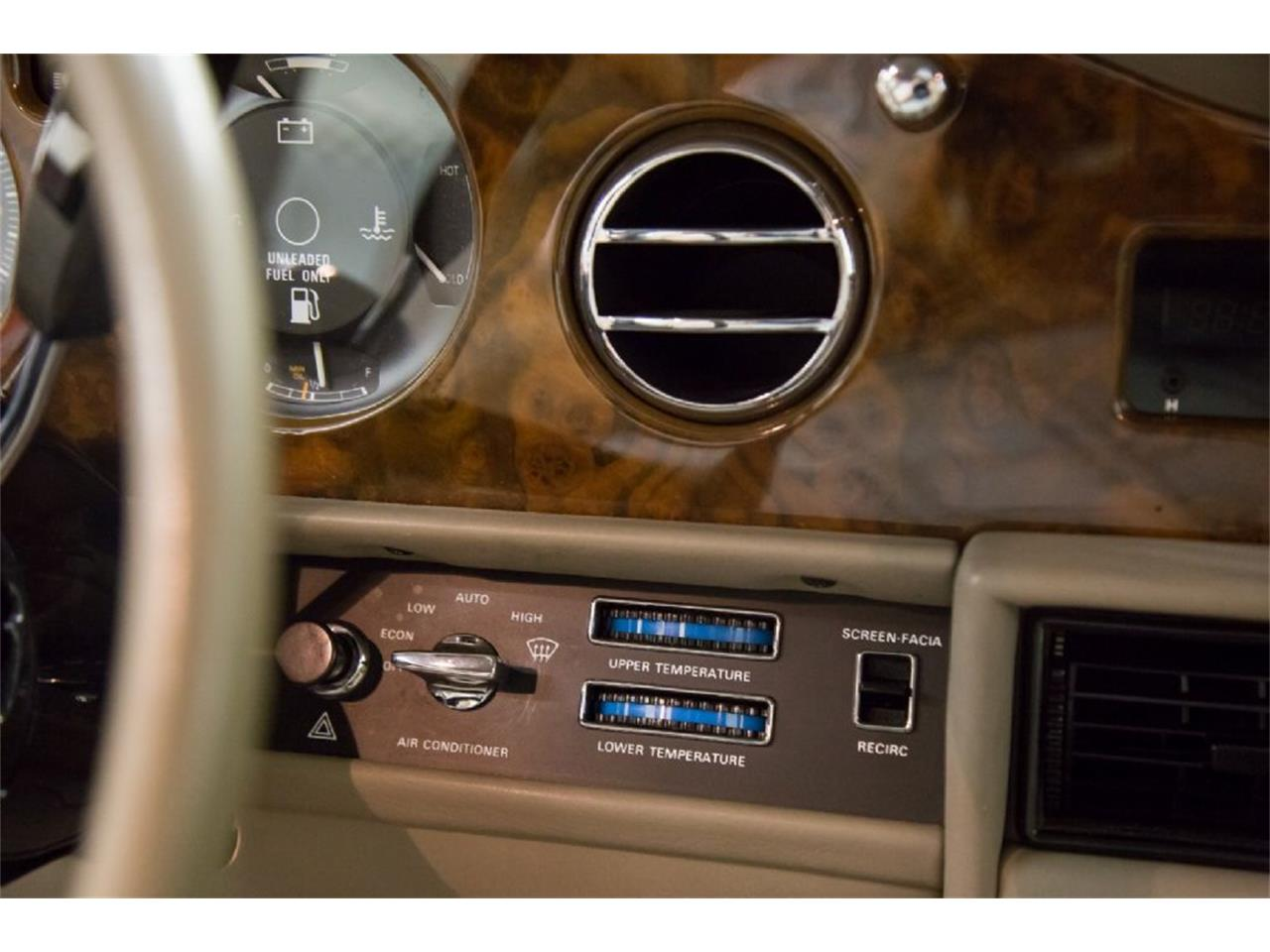 Large Picture of 1989 Rolls-Royce Silver Spur located in Missouri - $32,900.00 Offered by St. Louis Car Museum - PXSH
