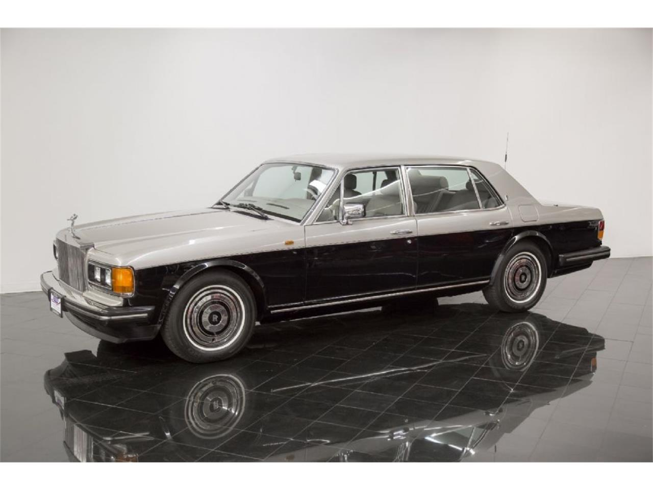 Large Picture of 1989 Silver Spur located in St. Louis Missouri - $32,900.00 Offered by St. Louis Car Museum - PXSH