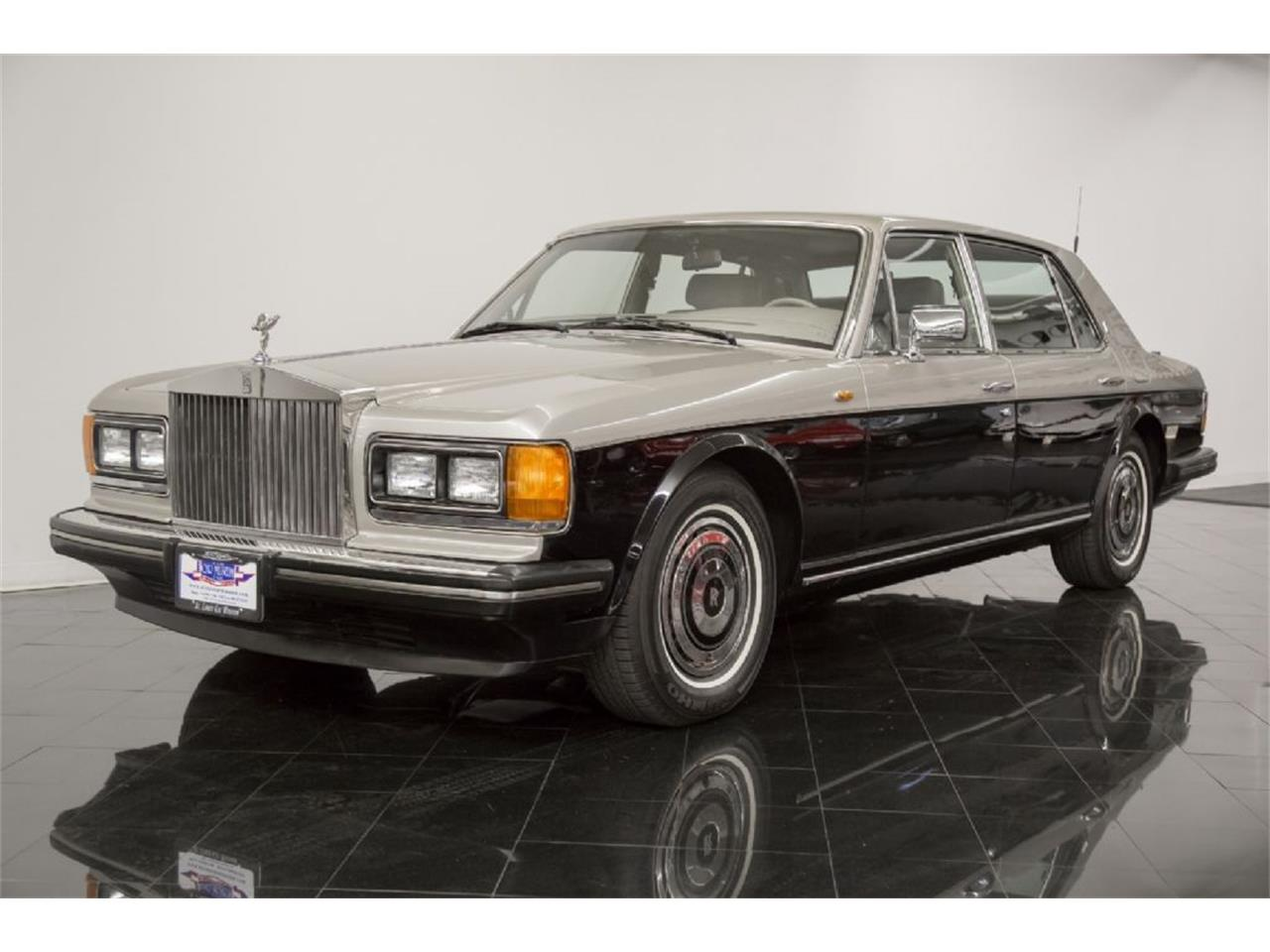 Large Picture of 1989 Rolls-Royce Silver Spur - $32,900.00 - PXSH