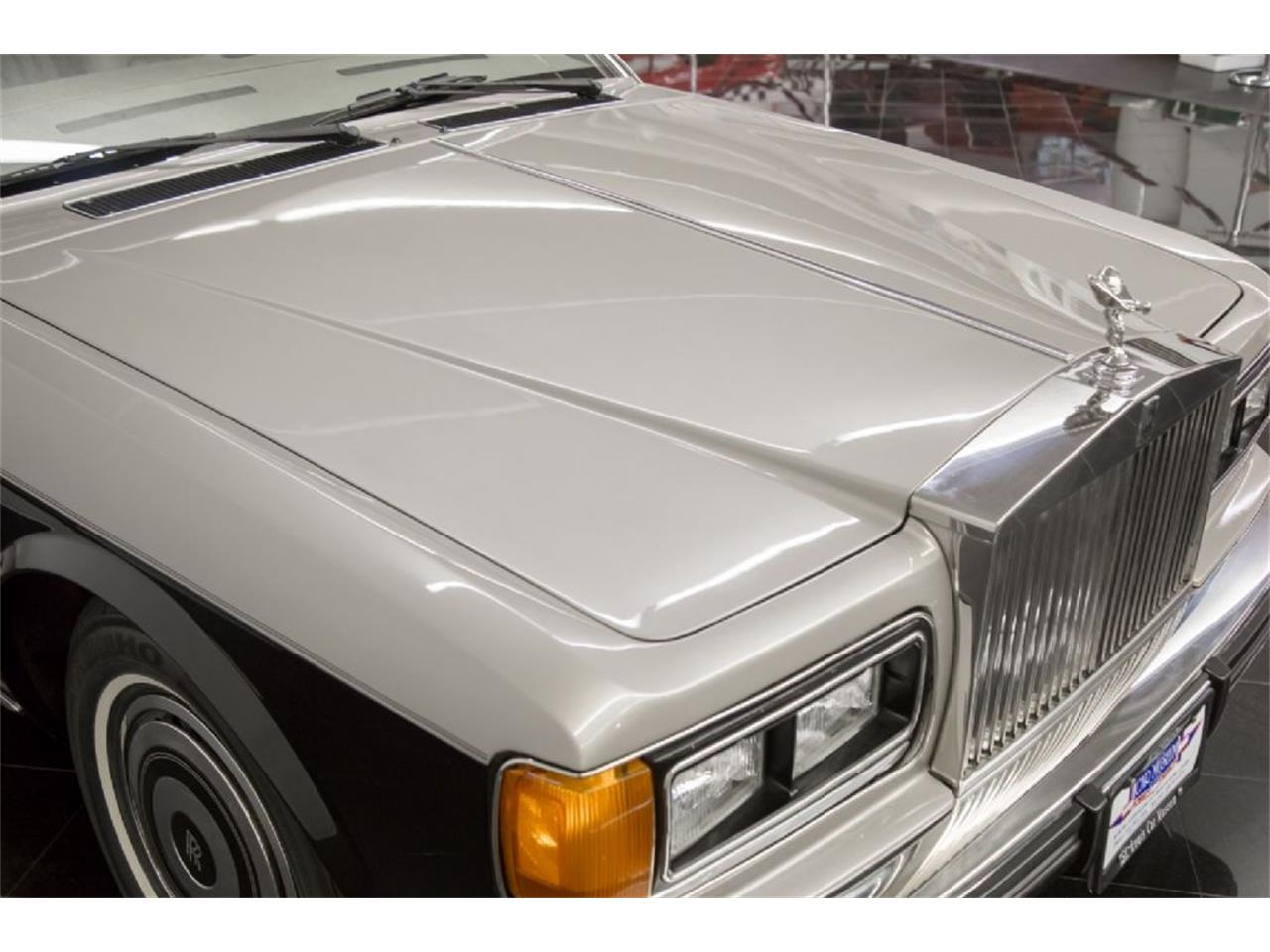 Large Picture of '89 Rolls-Royce Silver Spur - PXSH