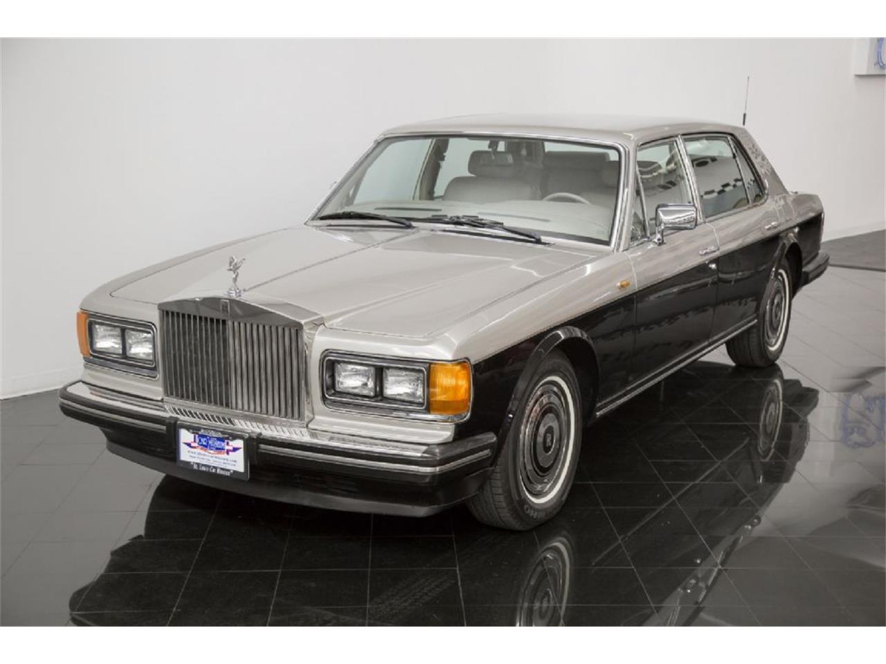 Large Picture of 1989 Rolls-Royce Silver Spur Offered by St. Louis Car Museum - PXSH