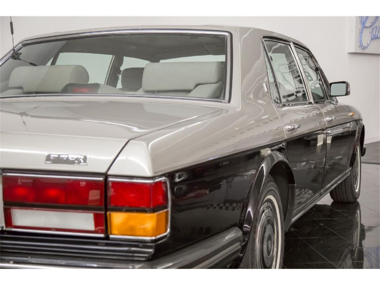 Large Picture of 1989 Rolls-Royce Silver Spur - PXSH