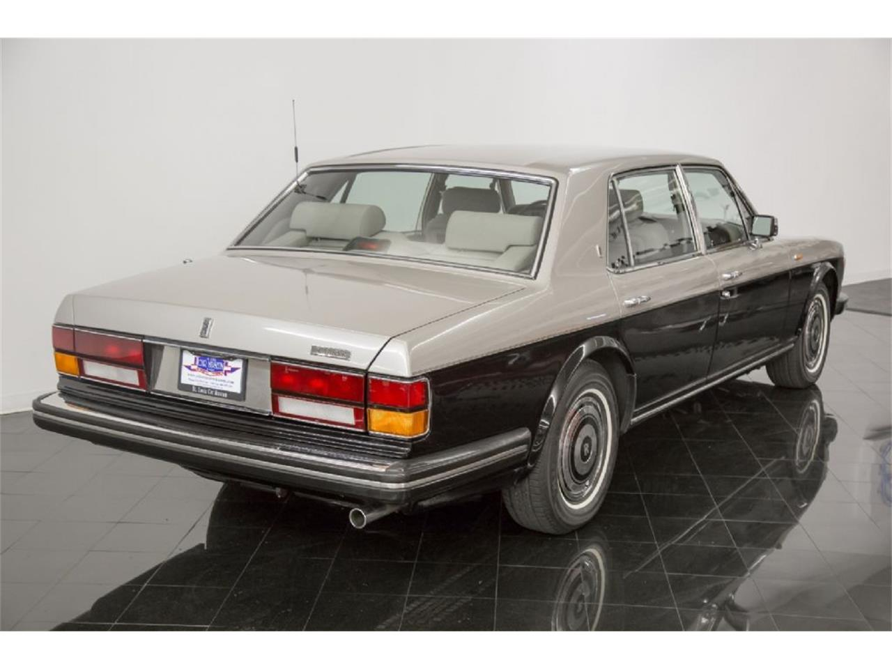 Large Picture of '89 Silver Spur - PXSH
