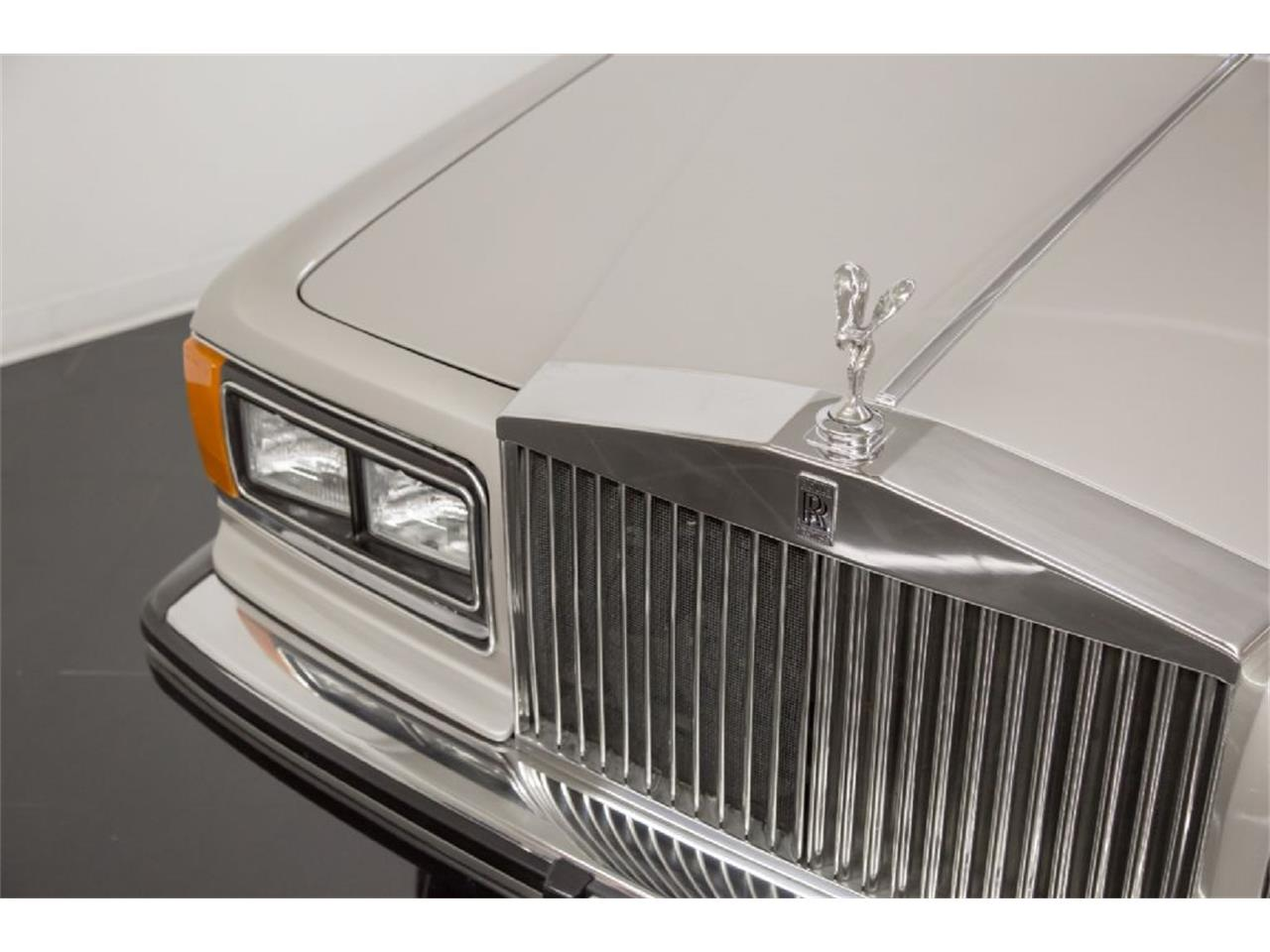 Large Picture of '89 Rolls-Royce Silver Spur located in St. Louis Missouri Offered by St. Louis Car Museum - PXSH