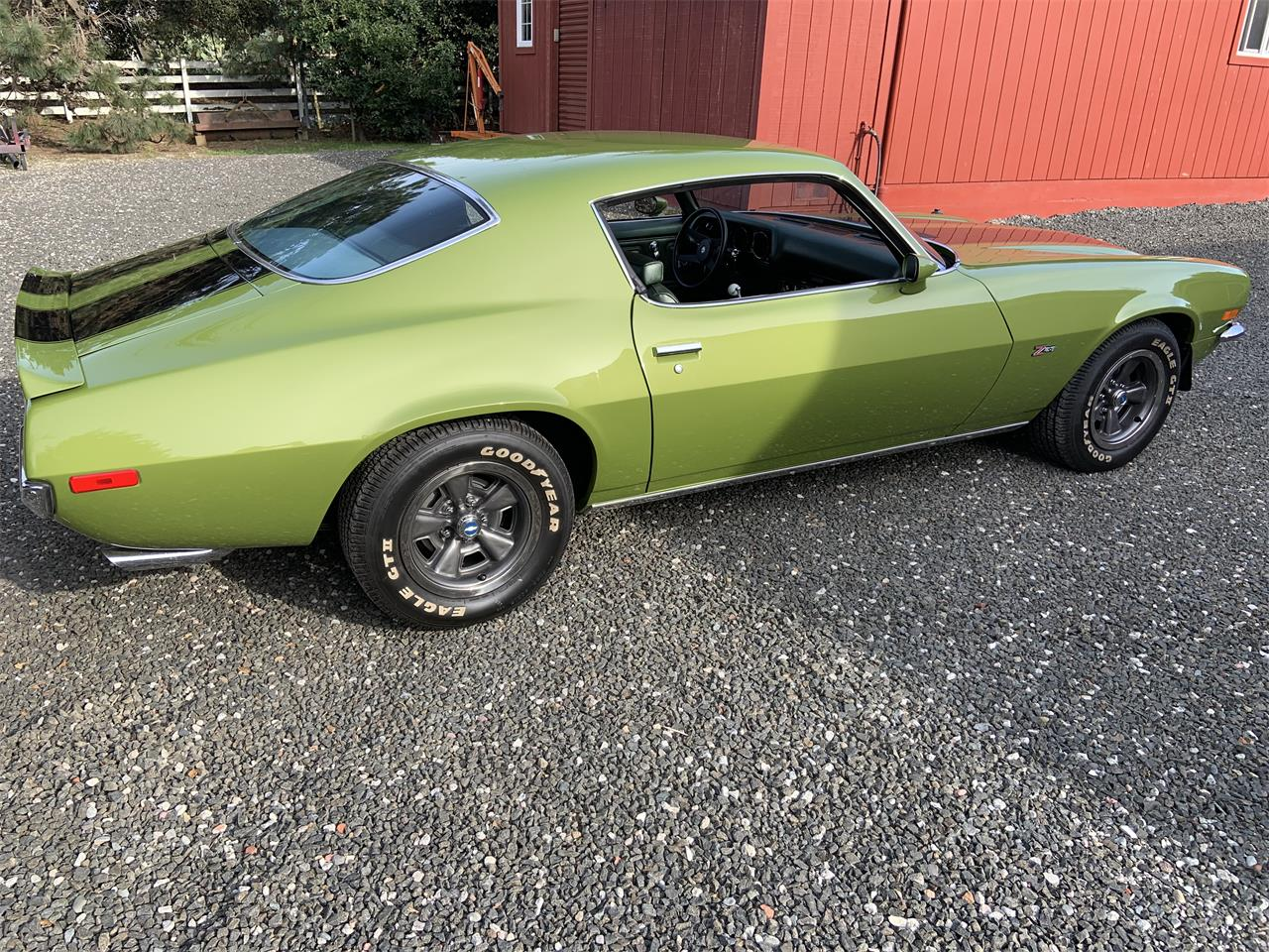 Large Picture of '70 Camaro Z28 - PZ4Y