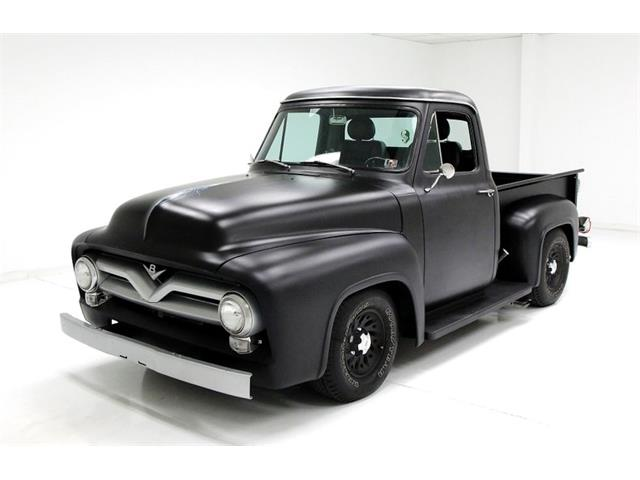 Picture of '55 F100 - PZ55