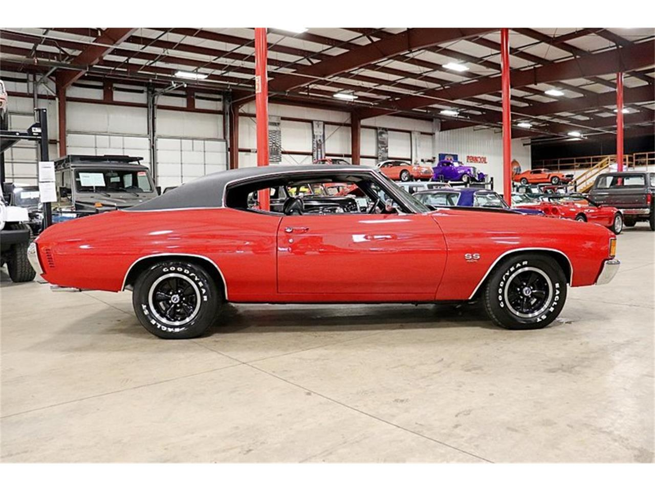 Large Picture of Classic '72 Chevrolet Chevelle - $38,900.00 - PZ5G