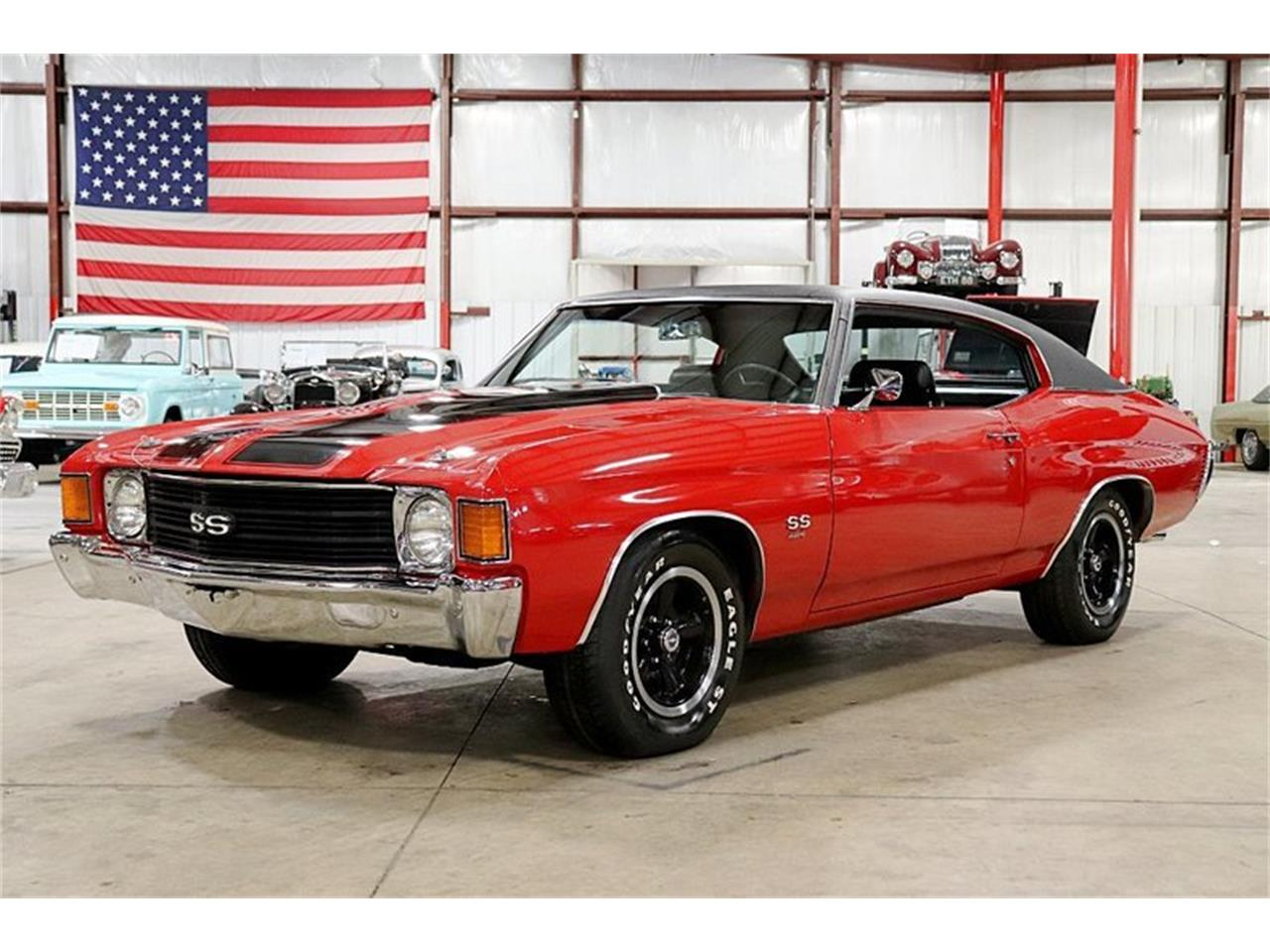 Large Picture of '72 Chevelle - $38,900.00 Offered by GR Auto Gallery - PZ5G