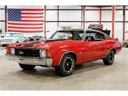 Picture of Classic 1972 Chevrolet Chevelle - $38,900.00 - PZ5G