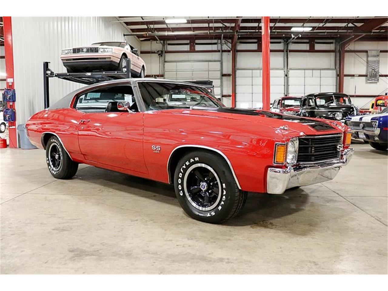 Large Picture of Classic 1972 Chevrolet Chevelle located in Michigan Offered by GR Auto Gallery - PZ5G