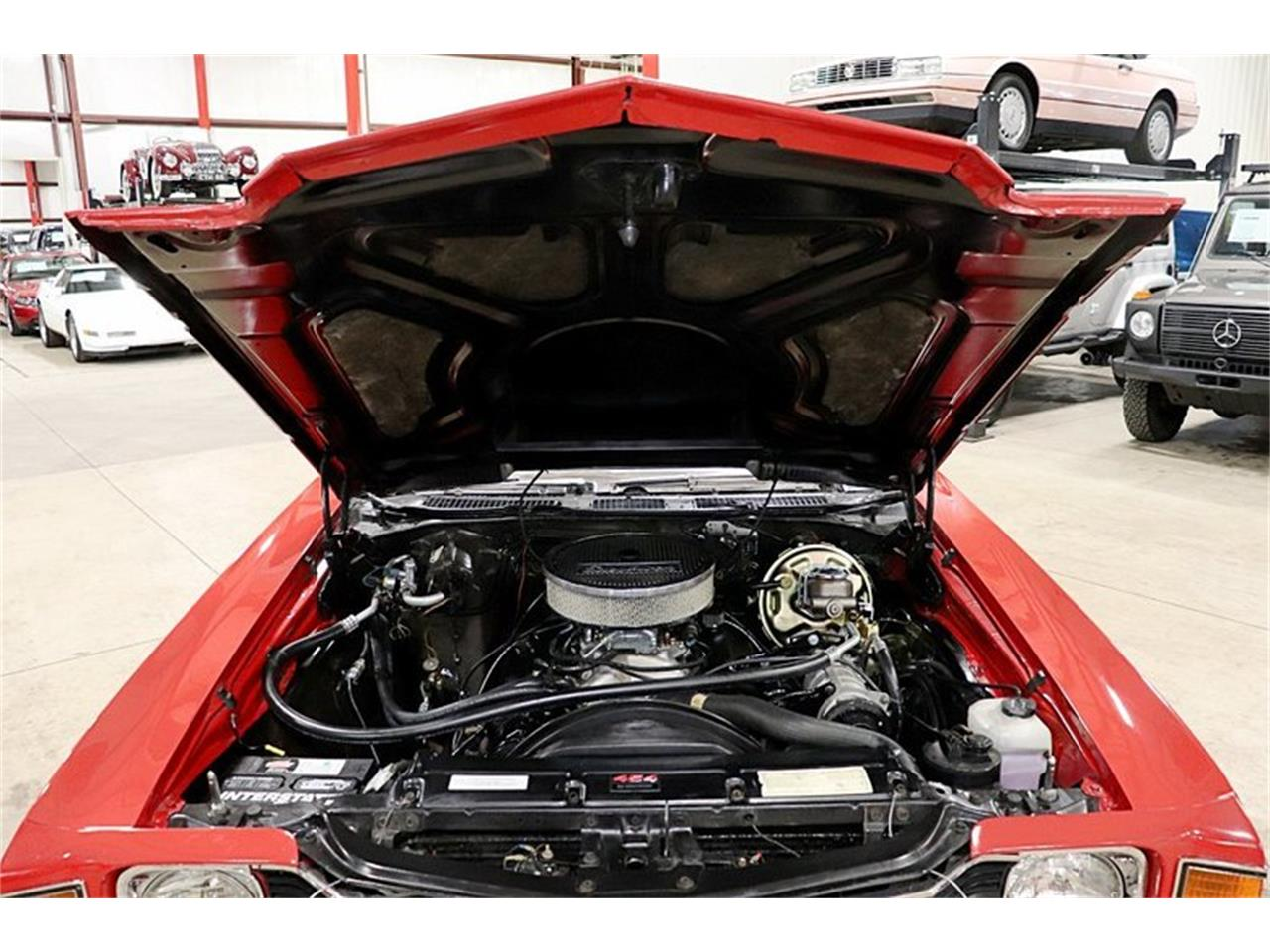 Large Picture of 1972 Chevrolet Chevelle located in Kentwood Michigan - PZ5G