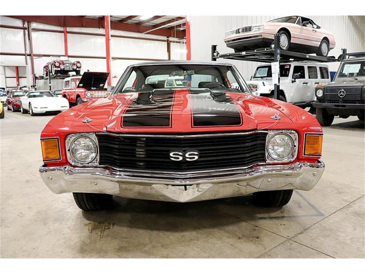 Large Picture of Classic 1972 Chevrolet Chevelle - PZ5G