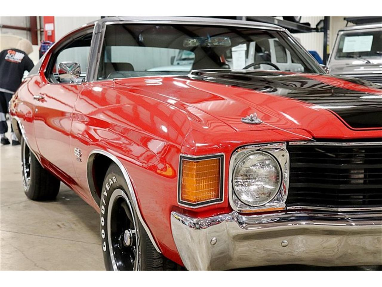 Large Picture of 1972 Chevelle located in Michigan - $38,900.00 Offered by GR Auto Gallery - PZ5G
