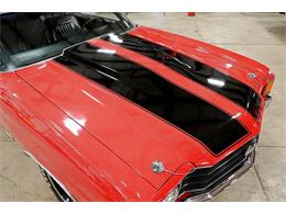 Picture of '72 Chevrolet Chevelle located in Kentwood Michigan - $38,900.00 - PZ5G
