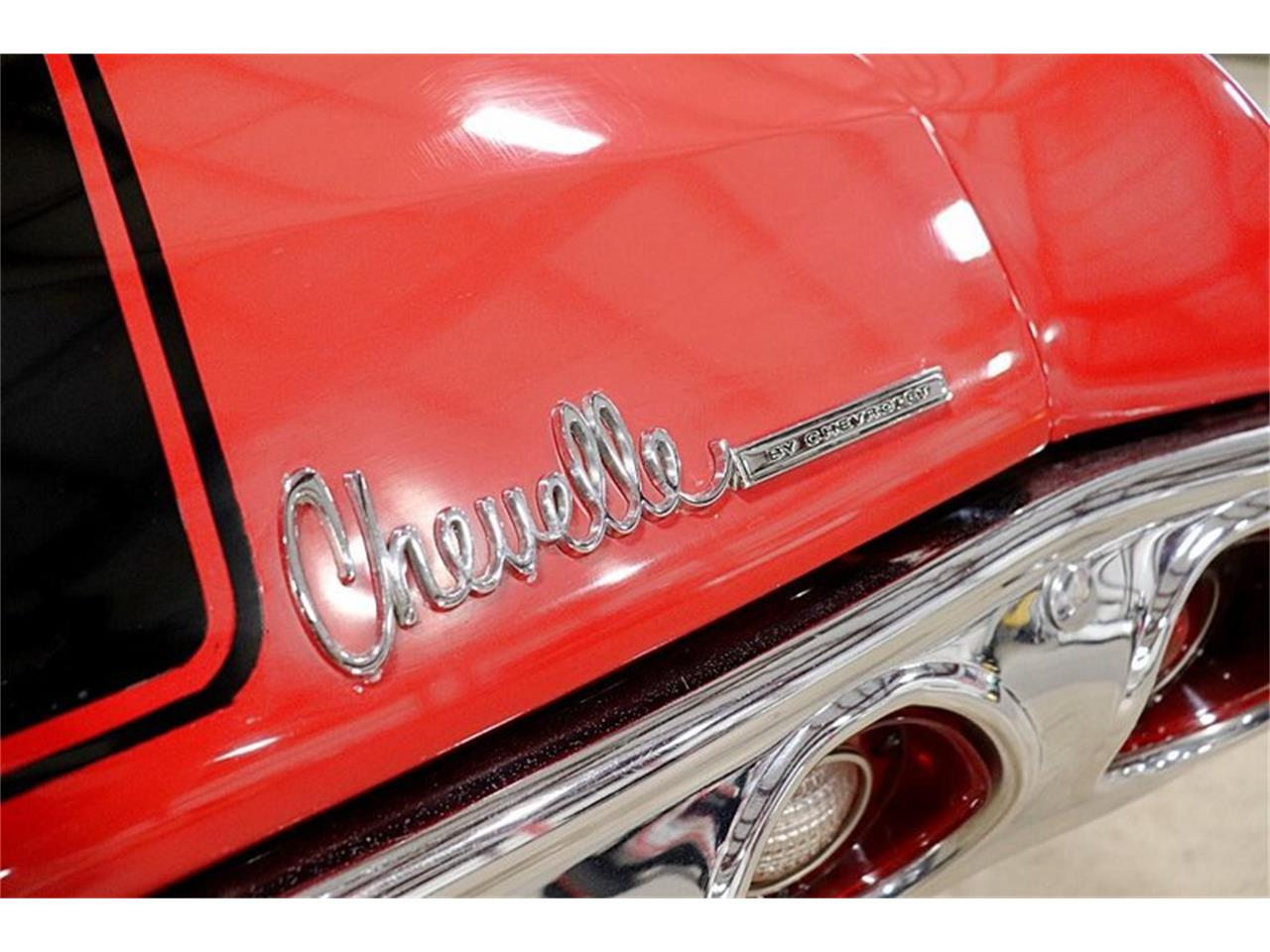 Large Picture of Classic '72 Chevrolet Chevelle located in Kentwood Michigan - PZ5G