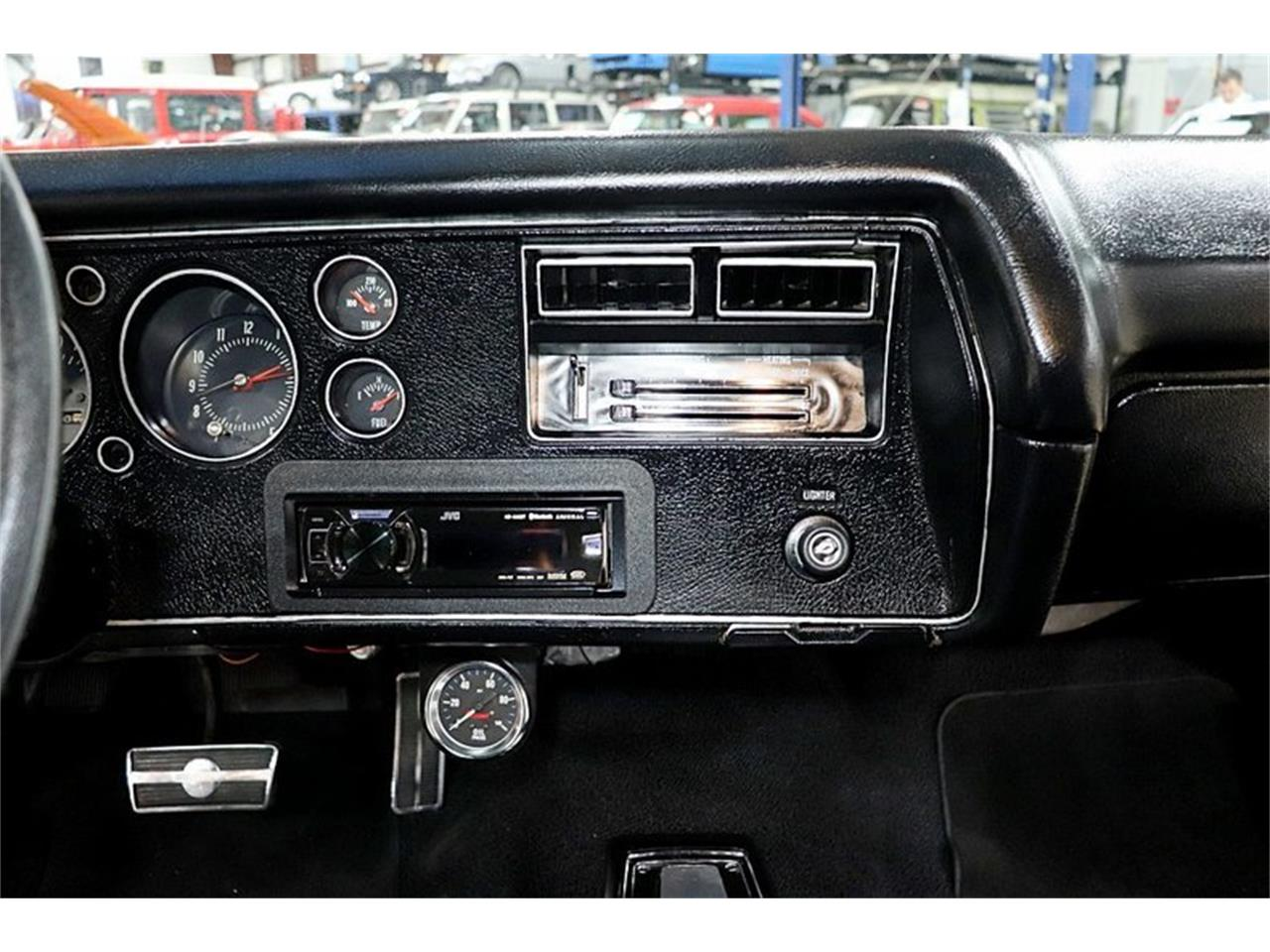 Large Picture of '72 Chevelle located in Michigan Offered by GR Auto Gallery - PZ5G