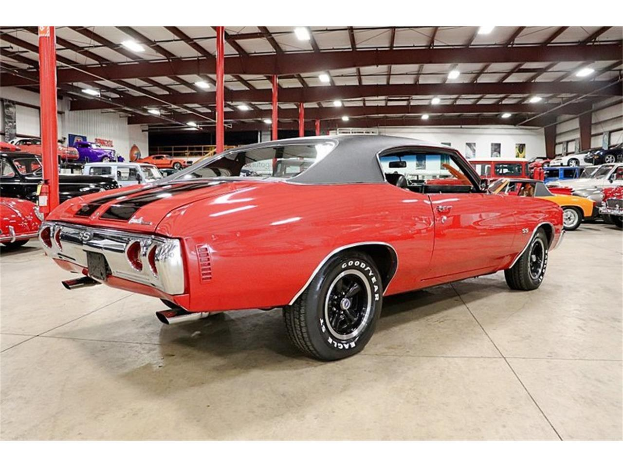 Large Picture of 1972 Chevrolet Chevelle located in Kentwood Michigan - $38,900.00 Offered by GR Auto Gallery - PZ5G