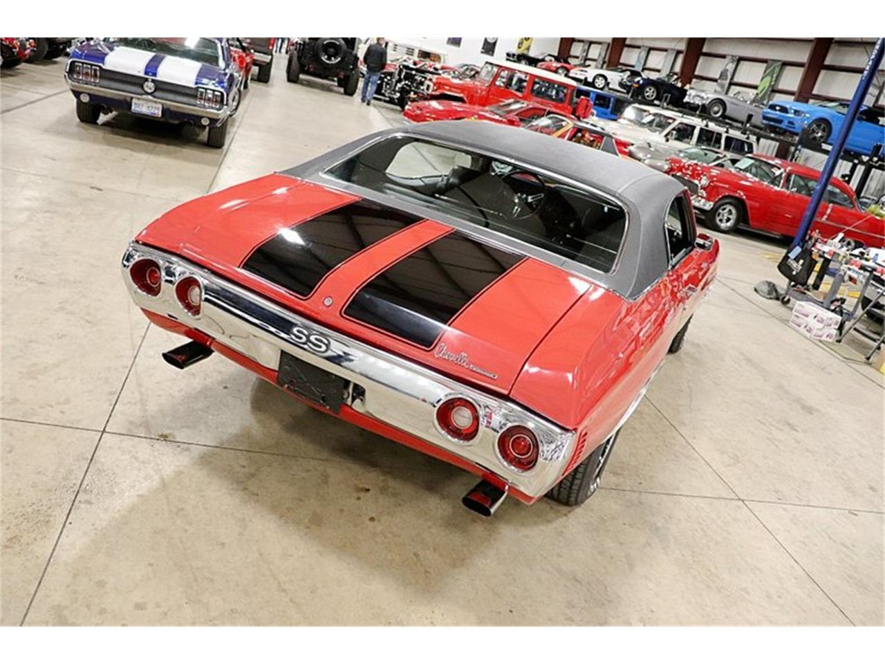 Large Picture of Classic 1972 Chevelle located in Kentwood Michigan - PZ5G