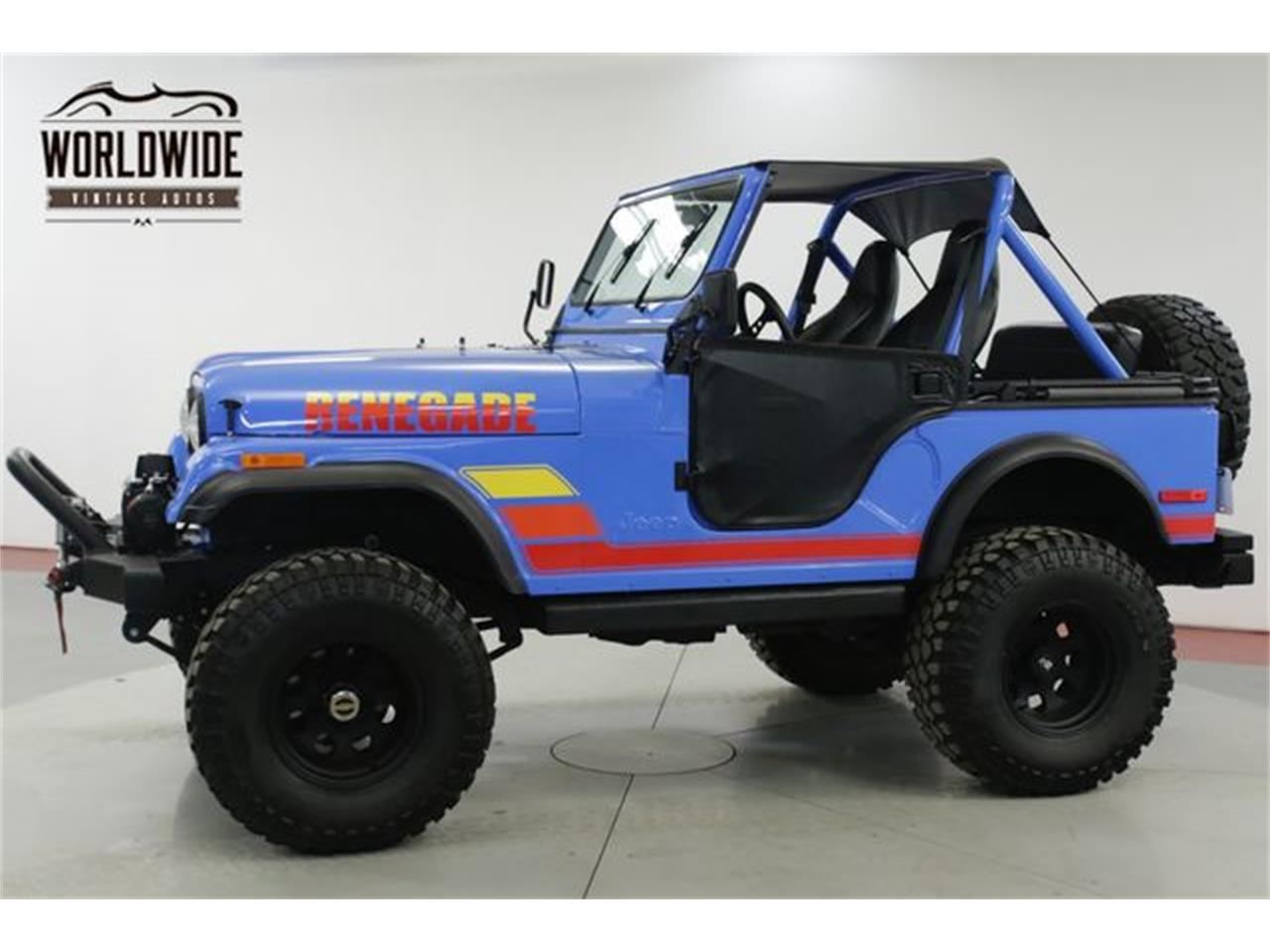 Large Picture of '80 CJ5 - PZ5J