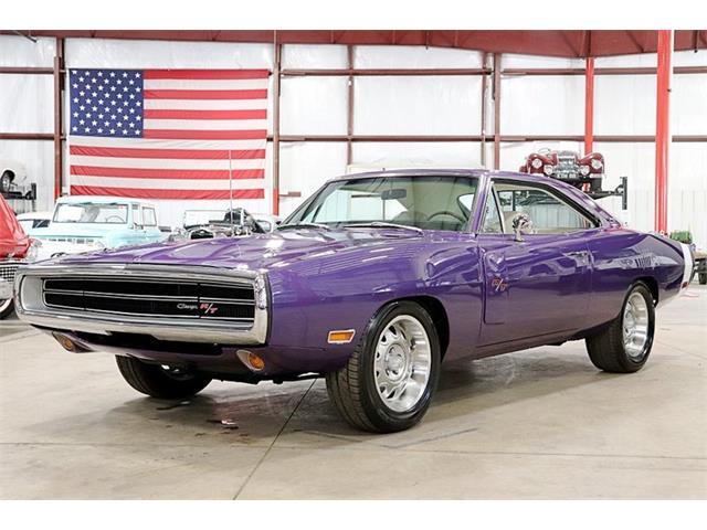 Picture of Classic 1970 Charger located in Michigan Offered by  - PZ5T