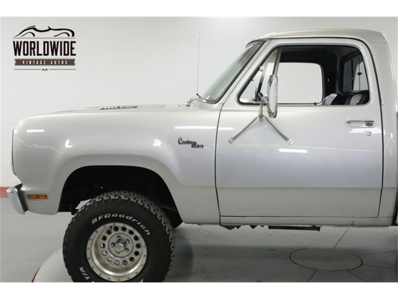 Large Picture of '78 Power Wagon - PZ5U