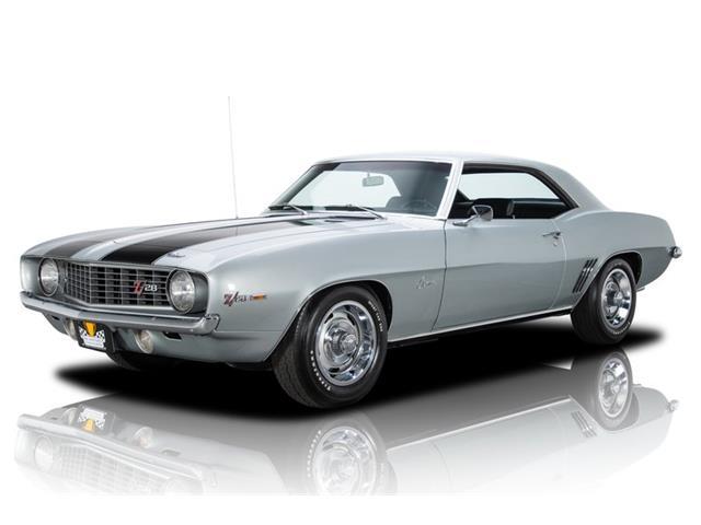 Picture of '69 Camaro - PZ6A