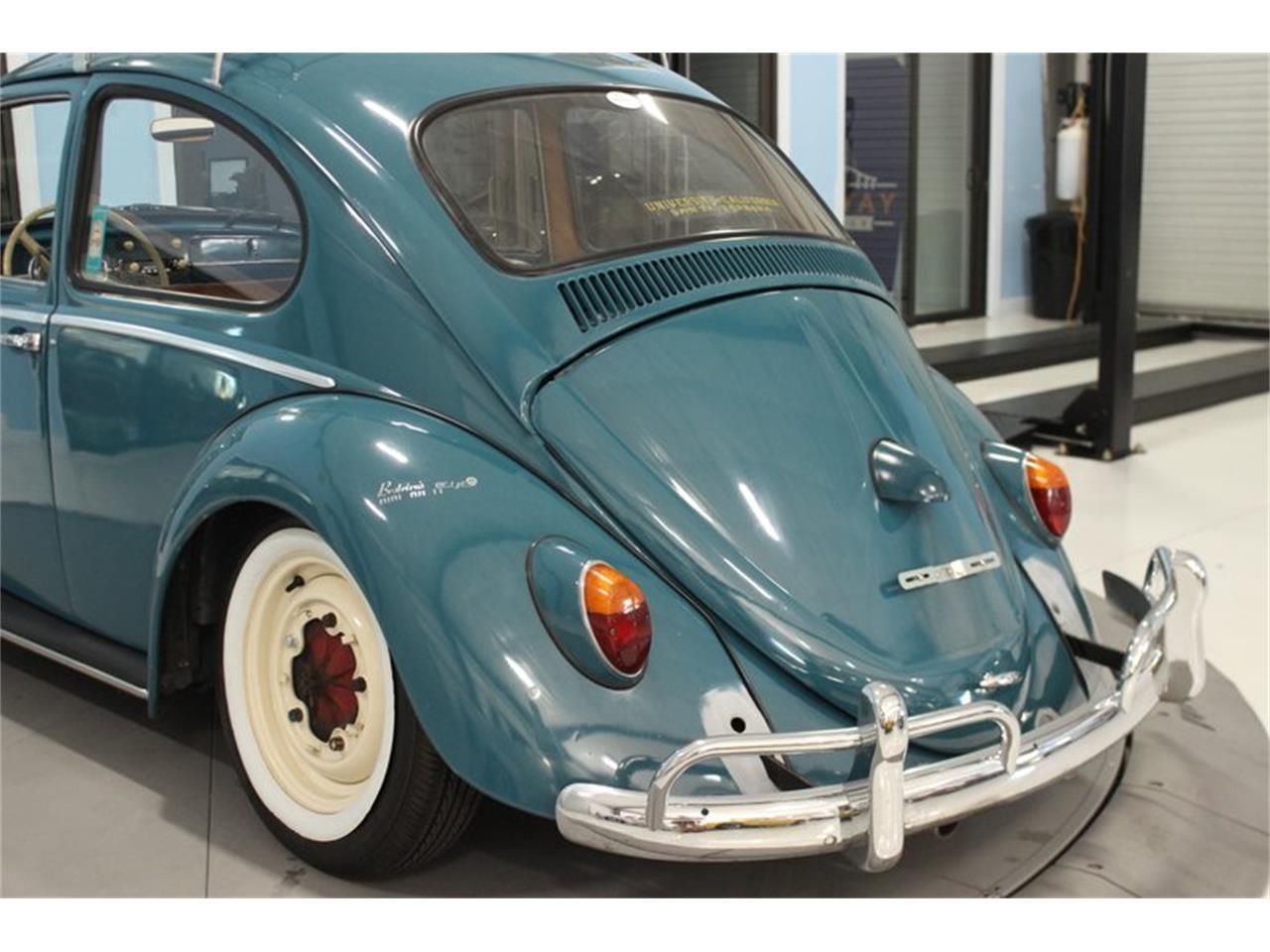 Large Picture of '66 Beetle - PXSO