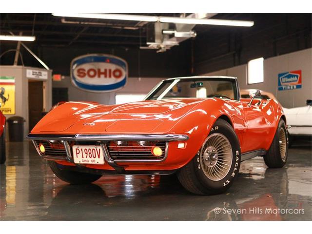 Picture of '68 Corvette - PZ79