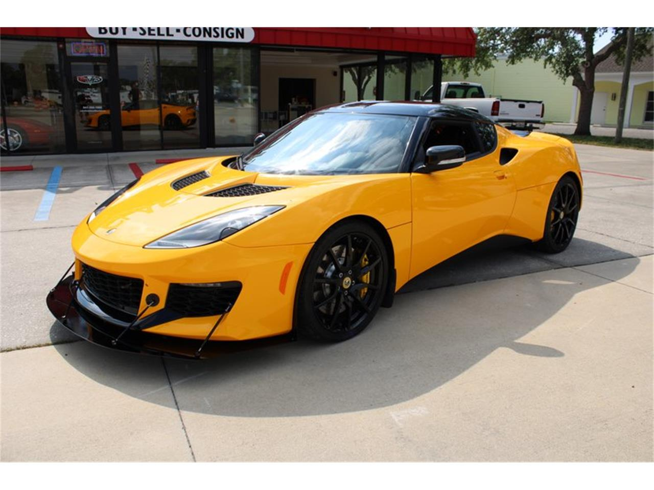 Large Picture of '17 Evora - PZ7A