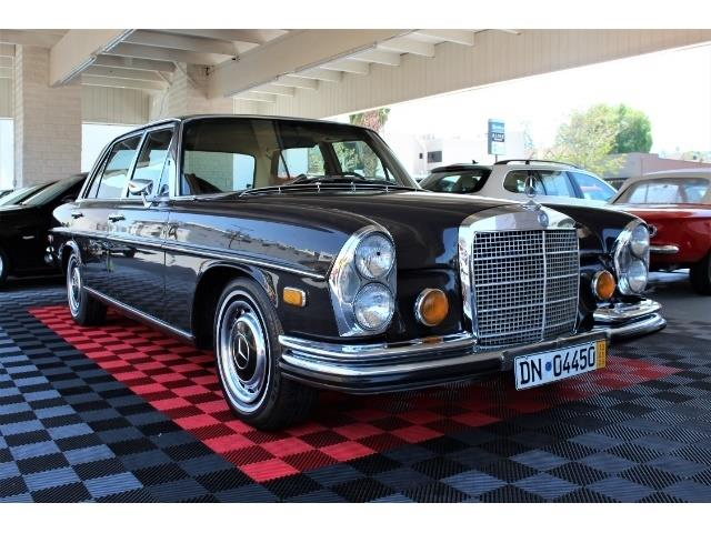 Picture of '72 300SEL - PZ7X