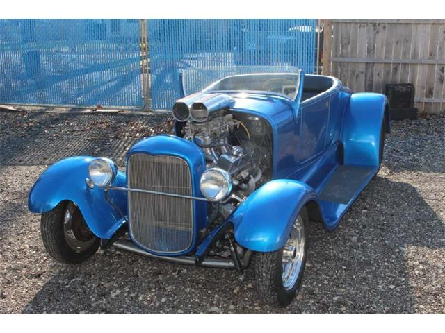 Picture of '27 Ford Roadster located in Medway Ohio - $17,500.00 Offered by  - PXSV