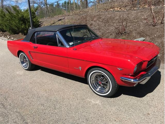 Picture of '65 Mustang - PZ8P